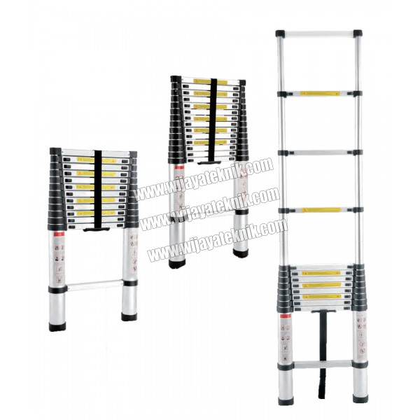 Telescopic Ladder CSL-TCL380 380cm CASAL