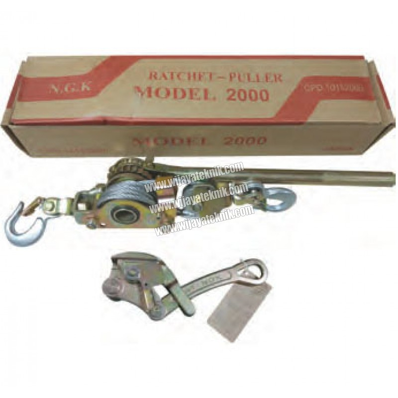 Ratchet Puller & Wire Grip 2 Ton NGK