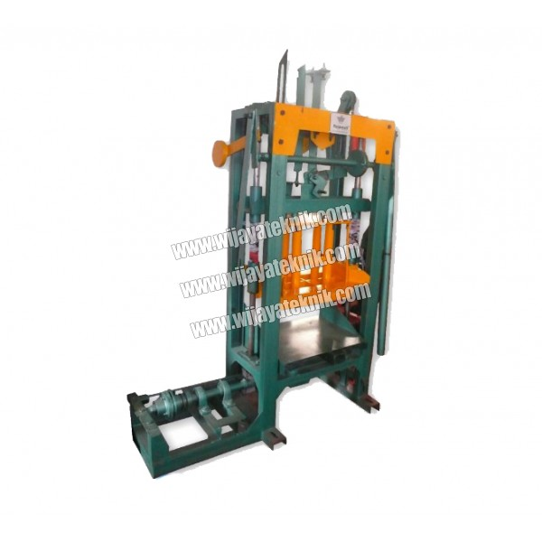 Alat Press Batako Vibra Getar 10 x 20 (1x Cetak 4pcs)