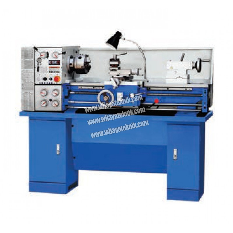 Bench Lathe Machine Mesin Bubut Cq 6230 1phase Eisen