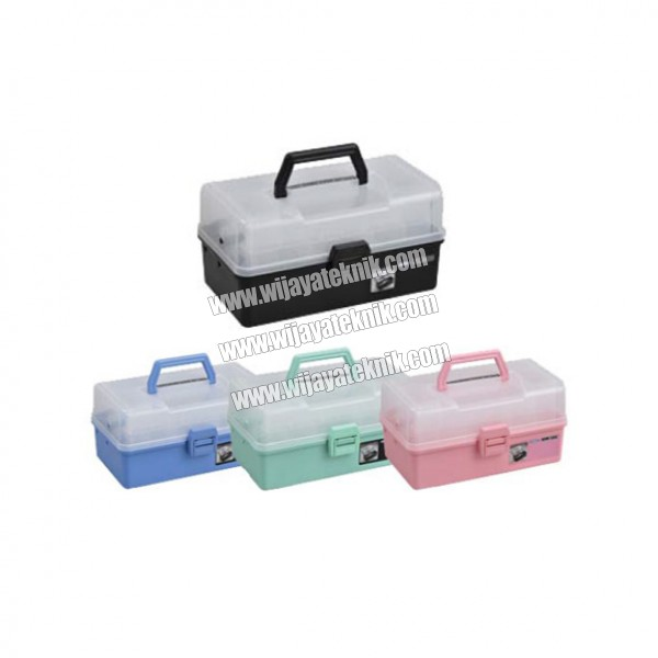 Tool Box HP-320P PINK (320 x 180 x 165mm) TOYO