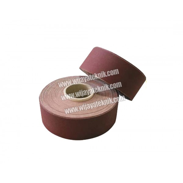 Abrasive Cloth Roll, Waterproof Grit P180 LANGSOL