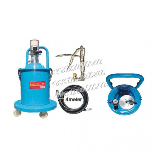Air Lubricator For Grease 20L MAXPOWER