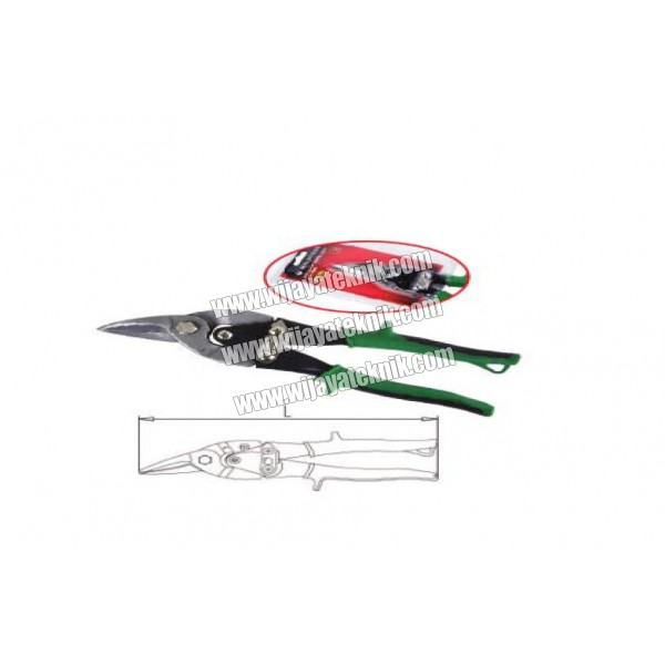 Aviation Snips - Right Drop Forged CR-MO 10inch MAXPOWER