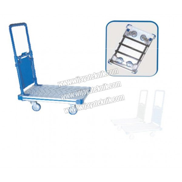 Hand Truck Foldable Caster 100KG, 630x400x900mm ROHA