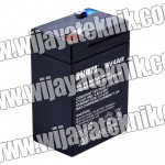 Sealed Lead-Acid Rechargeable Battery 6V4AH SOJIKYO
